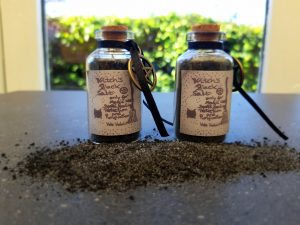 HeXe Hedenlils sorte salt