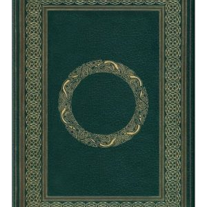 Celtic Journal Notesbog, skyggebog, keltisk, book of shadows