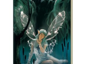 Celtic Fairy Notesbog, skyggebog, book of shadows