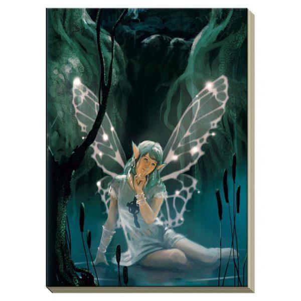 Celtic Fairy Notesbog, skyggebog, book of shadows