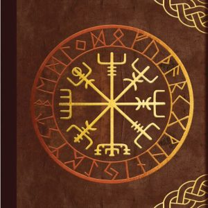 Rune Journal notesbog, skyggebog, book of shadows