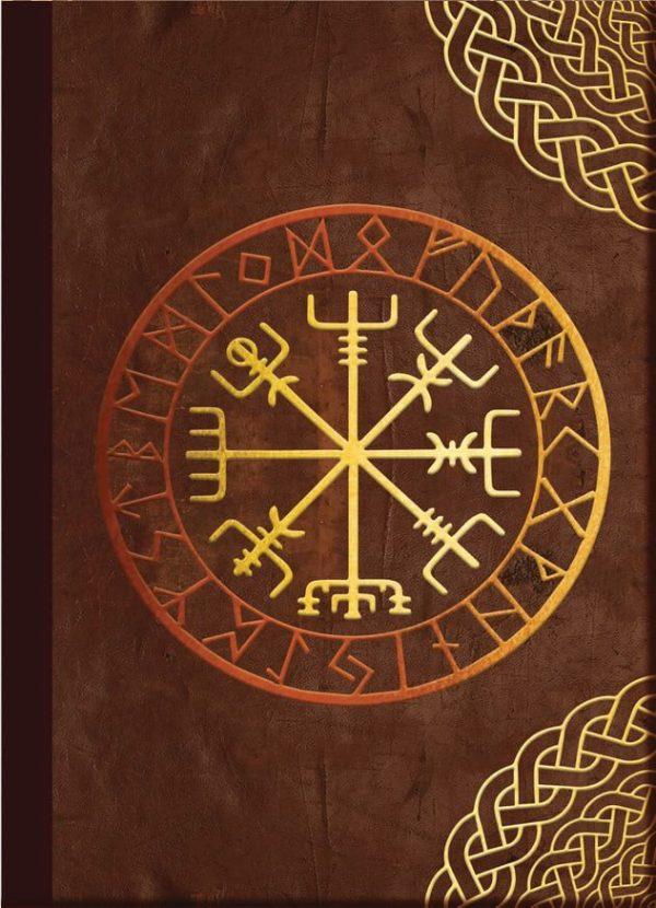 Rune Journal notesbog, skyggebog, book of shadows