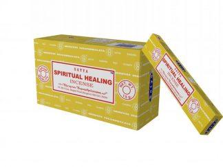 Nagchampa Røgelse, Spirituel Healing