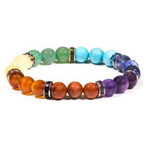 Sten og krystal smykker