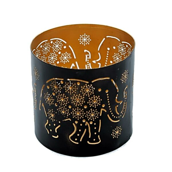 Lysestage - elefant