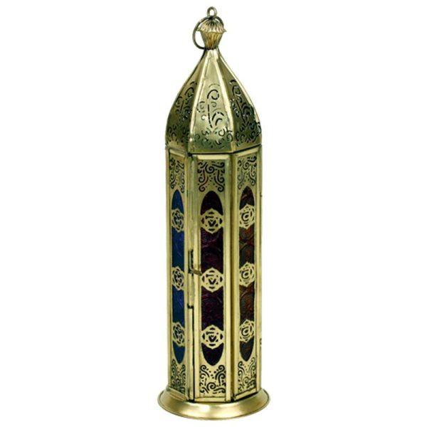 Orientalsk lanterne med chakra