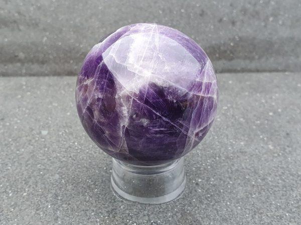 Ametyst kugle 210 gram