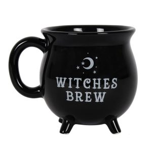 Cauldron Mug - Witches Brew