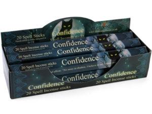 Lisa Parker - Confidence røgelsespinde