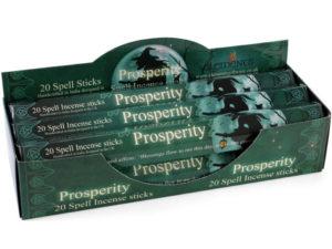 Prosperity røgelsespinde