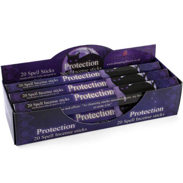 Protection røgelsespinde