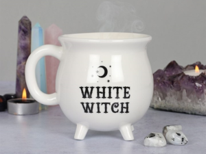 White Witch – Cauldron mug