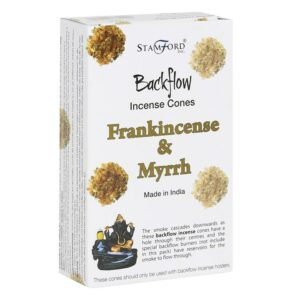 Backflow – Frankincense & Myrrh