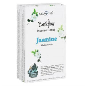Backflow - Jasmin røgelsestoppe