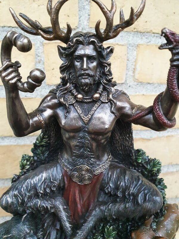 Den hornede Gud