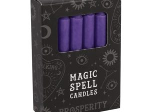 Magic Spell Candles – lilla