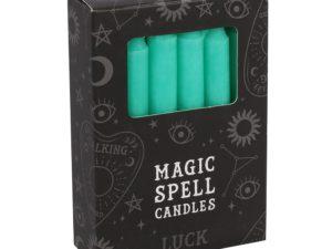 Magic Spell Candles – Grøn