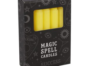 Magic Spell Candles – Gul