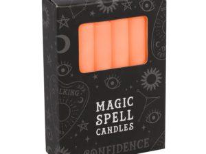 Magic Spell Candles – Orange