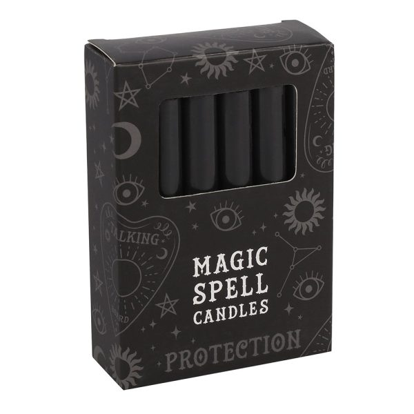 Magic Spell Candles – sort