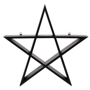 Væghylde – Pentagram
