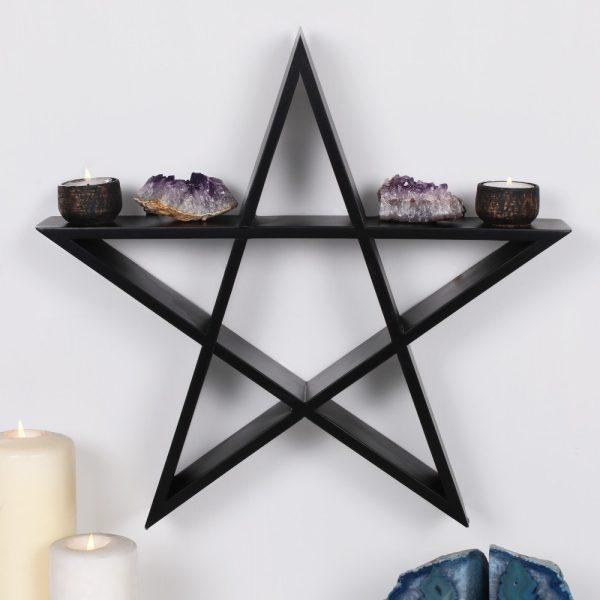 Væghylde - Pentagram