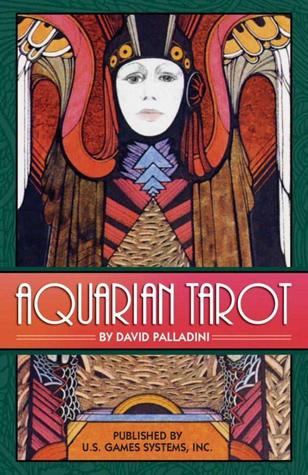 udvidede resultater, når der søges efter Aquarian Tarot på google