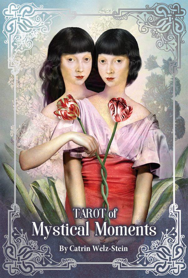 udvidede resultater, når der søges efter Tarot of Mystical moments på google