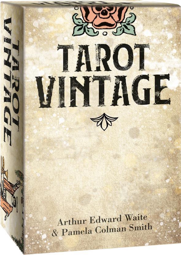 Udvidede resultater når der søges på Tarot Vintage på google