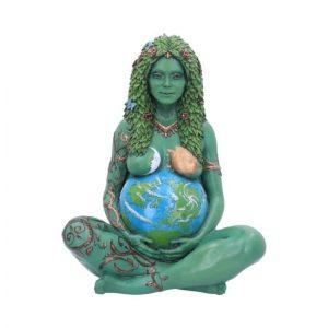 Udvidede resultater, når der søges efter Moder Jord (grøn) 30 cm. på google